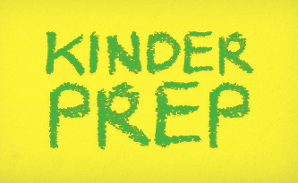 Kinder Prep Registration