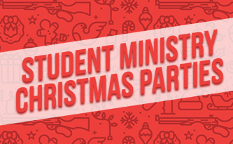 Student Ministry Christmas Parties