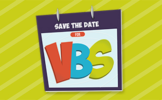 Save the Date for VBS
