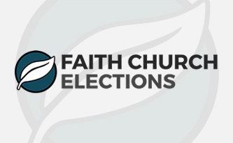 Faith Church Elections