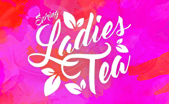 Spring Ladies Tea