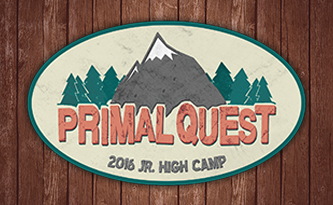 Primal Quest: Junior High Camp 2016