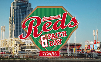 Cincinnati Reds and Faith Day