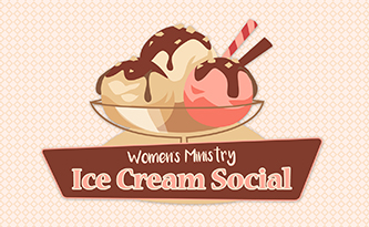 Women's Ministry Ice Cream Social