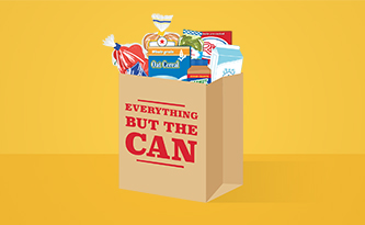 Everything But The Can