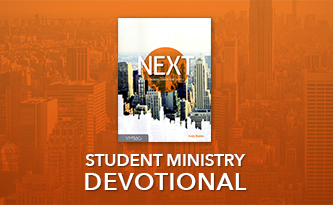 Next: Student Ministry Devotional