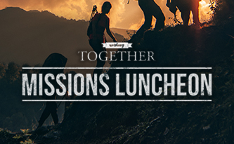 Working Together Missions Luncheon