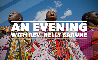 An Evening with Rev. Nelly Sarune