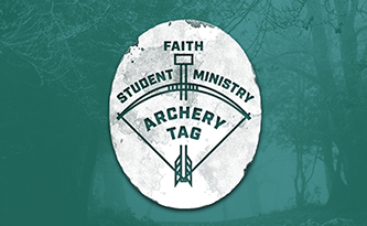 Student Ministry Archery Tag