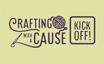 Crafting With a Cause Kick-off