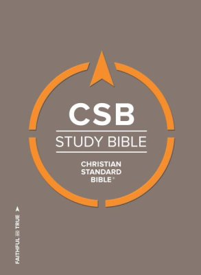 The CSB Study Bible continues to offer the ECPA award winning Holman study system with all of its study notes and tools uniquely designed to be on the same page as the biblical text to which they refer. Newly expanded to offer additional word studies, feature articles on the apostles by Dr. Sean McDowell, and more.