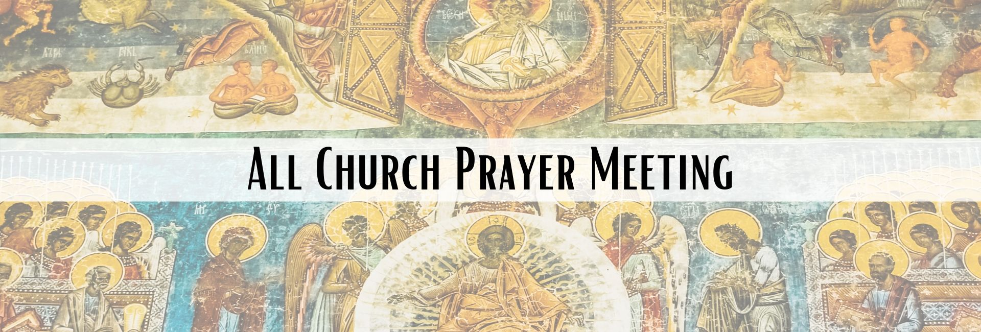 Prayer meeting slide Web