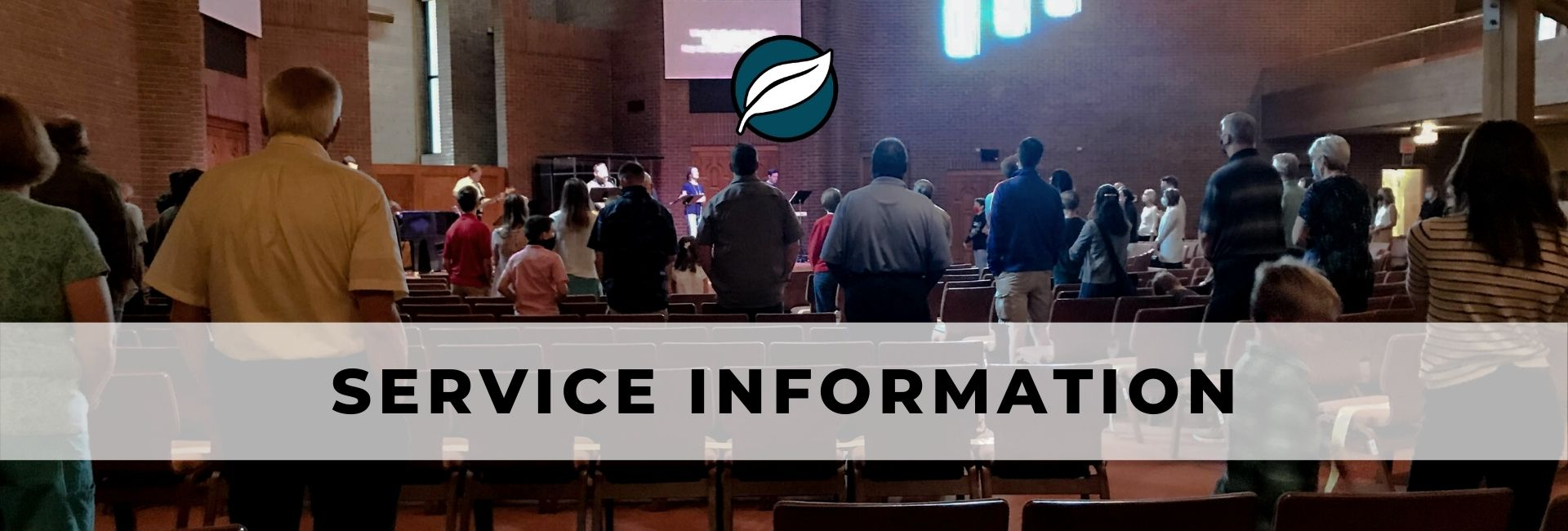 Church Service Info Web 2