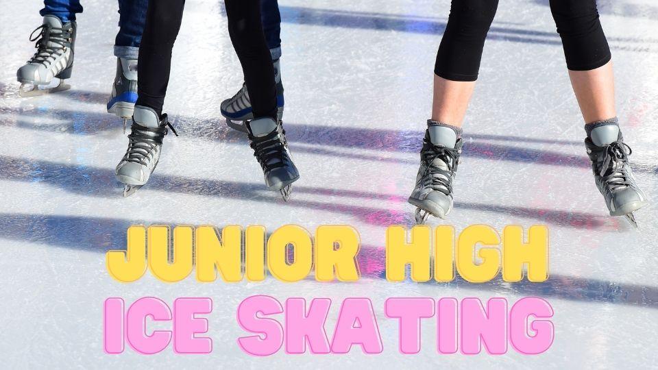 Junior High Ice Skating FI