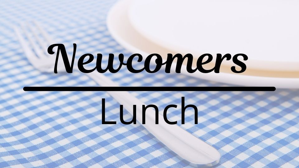 Newcomers Lunch 5 FI