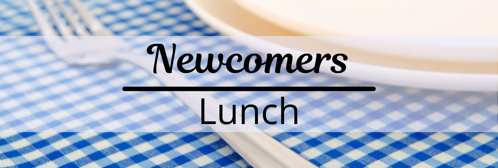 Newcomers Lunch 5 Web