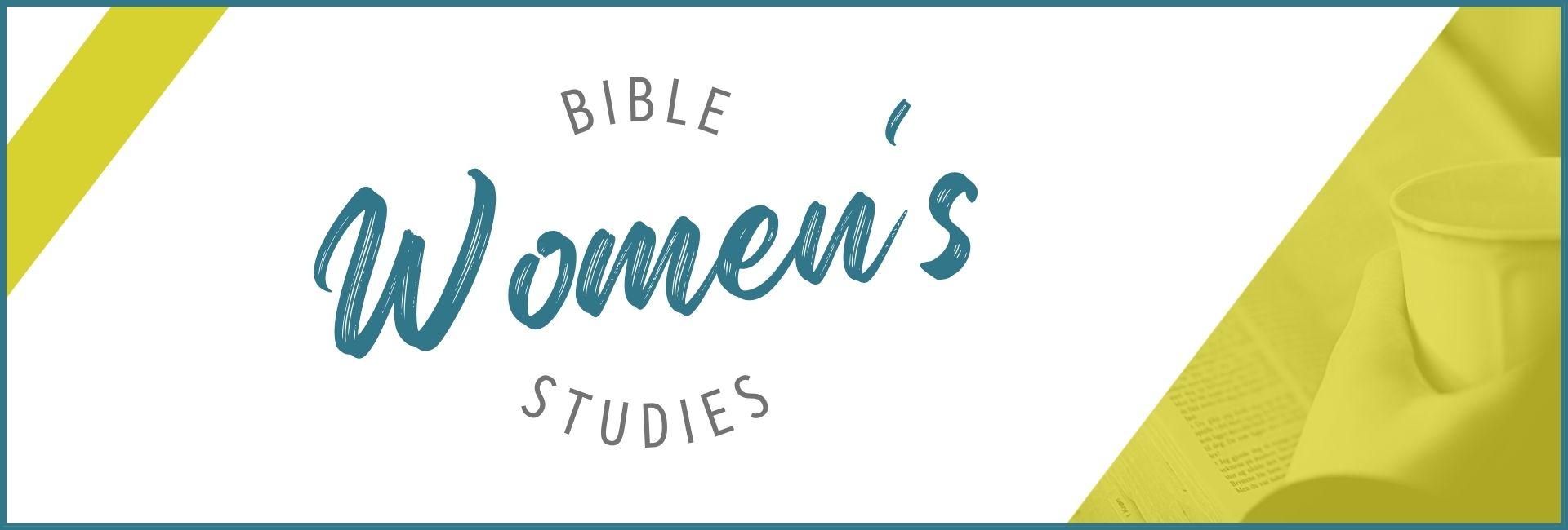 Women's Bible Study F21 Web