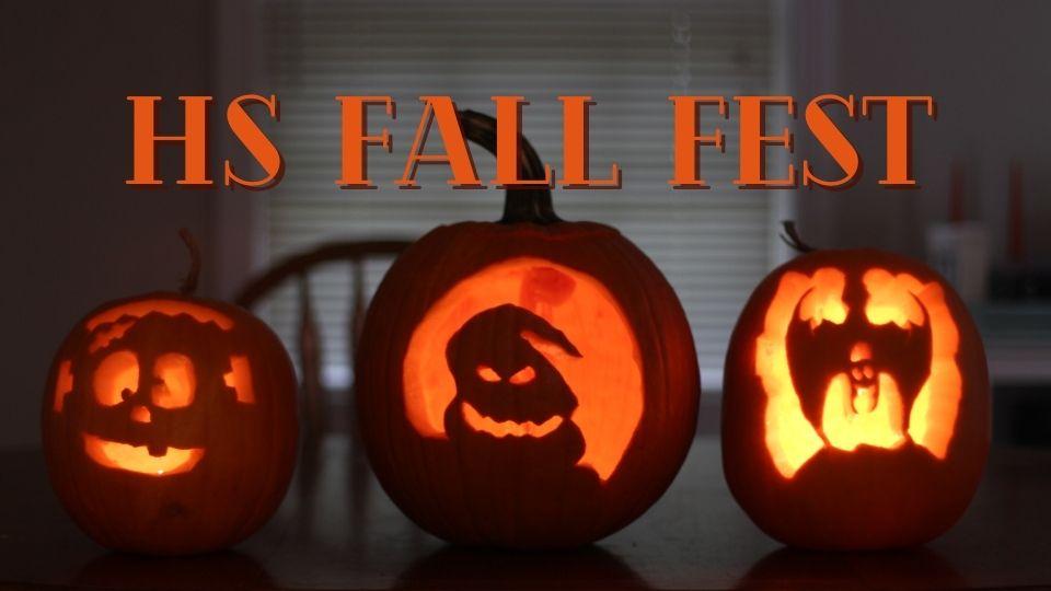 HS Fall Fest Feat Im